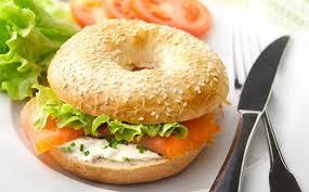 Sandwich Bagel New York saison gourmand mardi