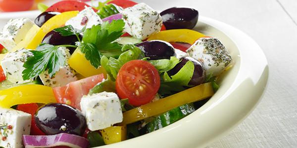 Menu salade jeudi