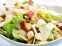 Menu salade mardi