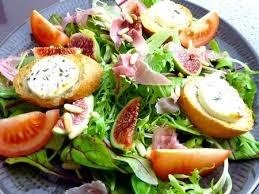 Salade Ardéchoise salade mardi