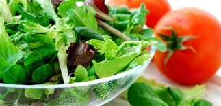 Salade verte option