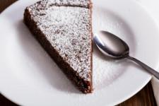 Moelleux au chocolat et framboise dessert lundi