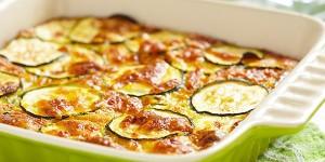 Gratin de légumes à la Grecque diététique mardi