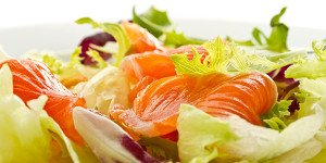 Salade Nordique salade mardi