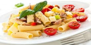 Menu diététique mercredi