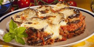 Moussaka à la Grecque gourmand mardi