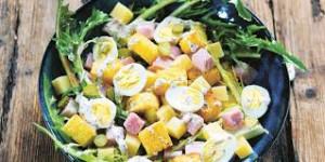 Menu salade lundi