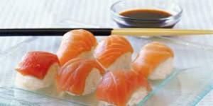 Menu sushi 8 pièces jeudi